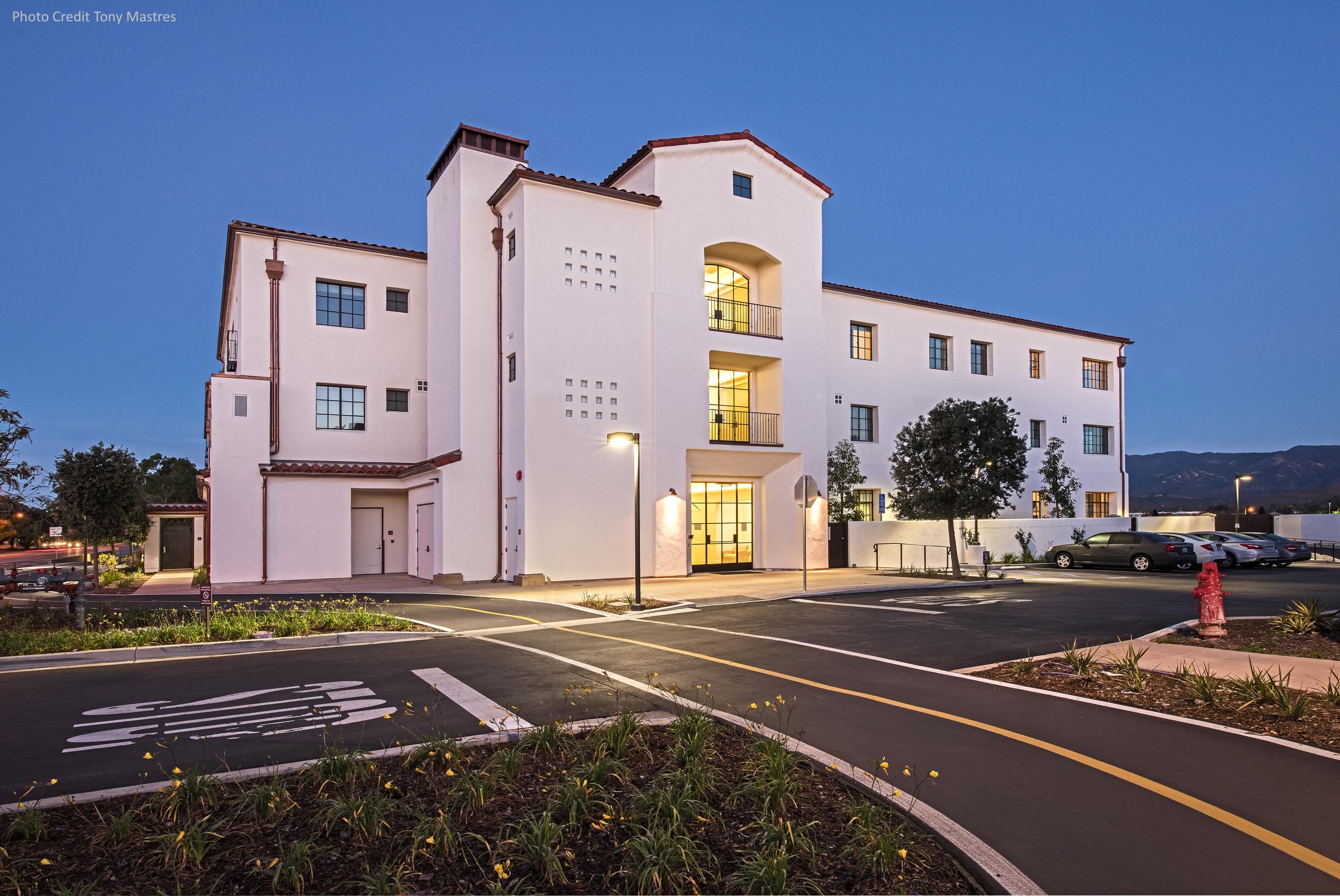 KITP Residence
