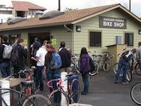 UCSB Bike Shop