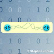 Quantum Physics of Information